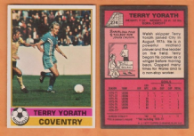 Coventry City Terry Yorath Wales 274